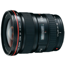 Canon EF 17 40 f4 Lens Hire Sydney Rental 17-40mm