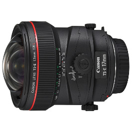 Canon 17mm Tilt Shift Lens Hire Rental Sydney f4 L TS-E