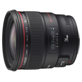 Canon 24mm f1.4 L ii lens hire rental sydney