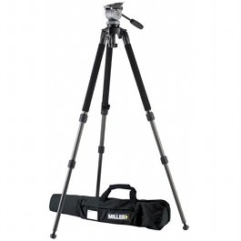 Miller Tripod Hire DS10 Rental Fluid Head Sydney DS 10 Solo