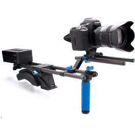 Redrock Eye Spy Balance Shoulder Mount Hire Rental Sydney Eye Spy Video Micro