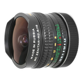 Zenitar fisheye hire rental 16mm canon